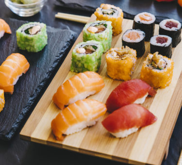 Stół japoński / sushi